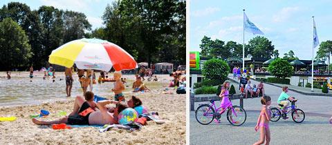 Impressie van Vakantiepark Elfenmeer in Herkenbosch, Limburg