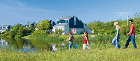 Impressie van Landal Beach Park Texel in De Koog, Noord-Holland