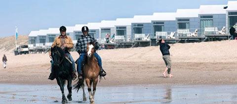 Impressie van Landal Beach Resort Ooghduyne in Julianadorp aan Zee, Noord-Holland
