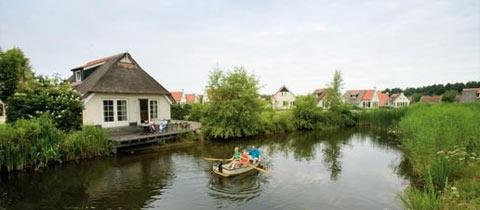 Impressie van Landal Domein De Schatberg in Sevenum, Limburg