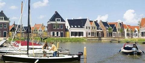Impressie van Landal Esonstad in Anjum, Friesland