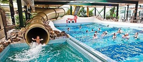 Het Vennenbos Zwembad.Faciliteiten Op Landal Het Vennenbos Hapert