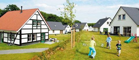 Impressie van Landal Kasteeldomein De Cauberg in Valkenburg aan de Geul, Limburg