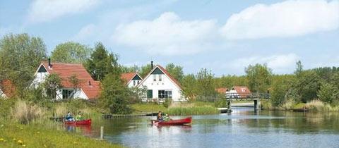Impressie van Landal Natuurdorp Suyderoogh in Lauwersoog, Groningen