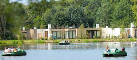 Impressie van Het Heijderbos in Heijen, Limburg