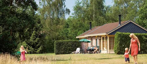 Impressie van Landal Aelderholt in Aalden, Drenthe
