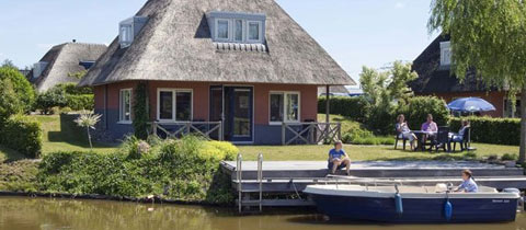 Impressie van Landal De Bloemert in Midlaren, Drenthe