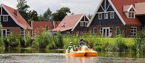 Impressie van Landal Waterparc Veluwemeer in Biddinghuizen, Flevoland