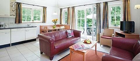 Impressie van deze 2-persoons bungalow op Landal De Veluwse Hoevegaerde