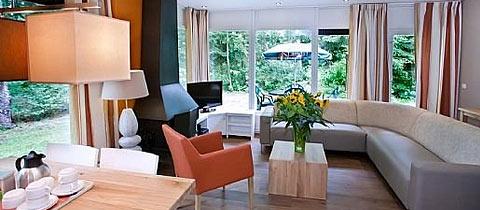 Impressie van deze 2-persoons bungalow op Landal Heideheuvel
