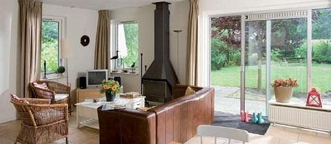 Impressie van deze 4-persoons bungalow op Landal Landgoed De Elsgraven