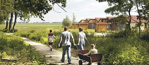 Impressie van Landal De Koornmolen in Zevenhuizen, Zuid-Holland