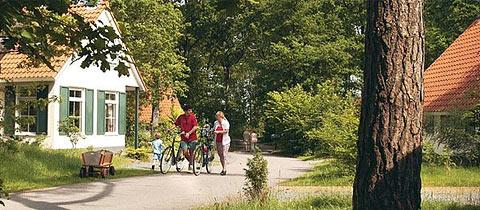 Impressie van Natuurpark De Witte Bergen in IJhorst, Overijssel