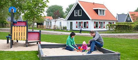 Impressie van Landal Resort Haamstede in Burgh-Haamstede, Zeeland