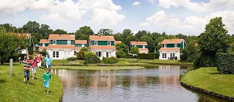 Impressie van Landal Villapark Livingstone in Burgh-Haamstede, Zeeland