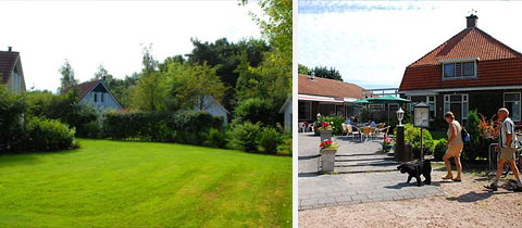 Impressie van Vakantiepark Het Drentse Wold in Hoogersmilde, Drenthe