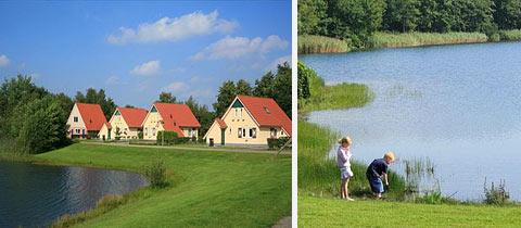 Impressie van Villapark Akenveen in Tynaarlo, Drenthe