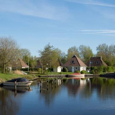 Buitenplaats It Wiid - Eernewoude, Friesland