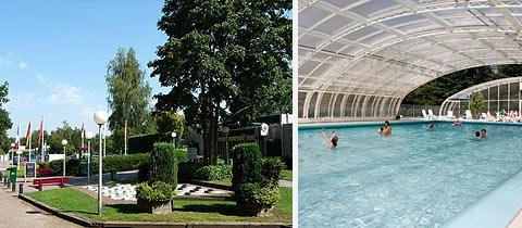 Impressie van Bungalowpark Hoenderloo in Hoenderloo, Gelderland