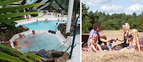 Impressie van Vakantiepark De Berkenhorst in Kootwijk, Gelderland