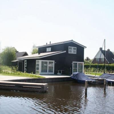 Waterpark Oan 'e Poel - Terherne, Friesland