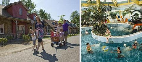 Impressie van Vakantiepark Weerterbergen in Weert, Limburg