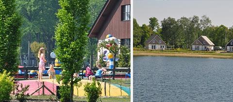 Impressie van Landgoed Hommelheide in Susteren, Limburg