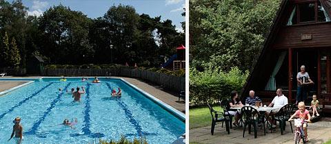 Impressie van Bungalowpark De Koerberg in Heerde, Gelderland