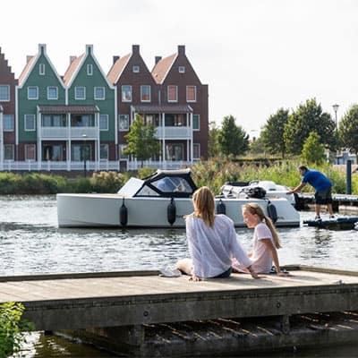 Marinapark Volendam - Volendam, Noord-Holland