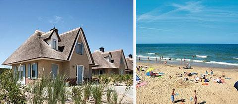 Impressie van Resort Duynzicht in Julianadorp aan Zee, Noord-Holland