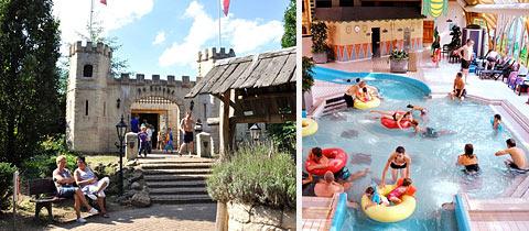 Impressie van Vakantiepark De Berckt in Baarlo, Limburg