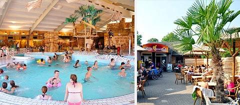 Impressie van Vakantiepark Droomgaard in Kaatsheuvel, Noord-Brabant