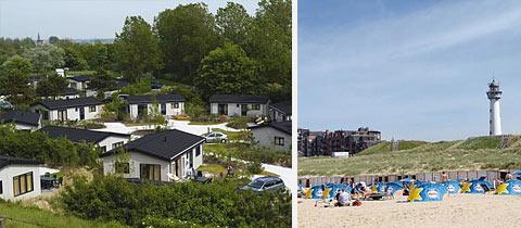 Impressie van Kustpark Egmond aan Zee in Egmond Aan Zee, Noord-Holland