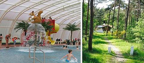 Impressie van Vakantiepark Herperduin in Herpen, Noord-Brabant