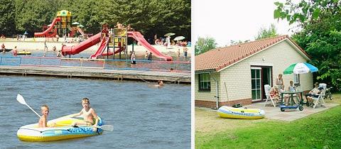 Impressie van Vakantiepark Marina Beach in Hoek, Zeeland