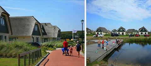Impressie van Villaparc Duynopgangh in Julianadorp aan Zee, Noord-Holland