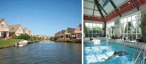 Impressie van Bungalowpark Zuiderzee in Medemblik, Noord-Holland