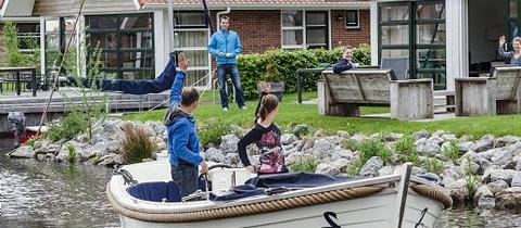 Impressie van Landal Waterpark Terherne in Terherne, Friesland
