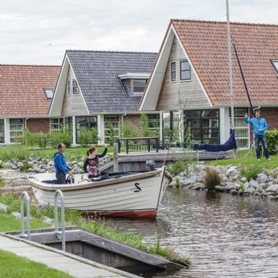 Landal Waterpark Terherne - Terherne, Friesland