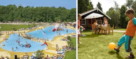 Impressie van Vakantiepark Slagharen in Slagharen, Overijssel