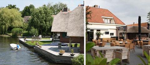 Impressie van Waterpark Belterwiede in Wanneperveen, Overijssel
