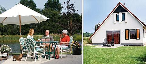 Impressie van Landgoed Old Heino in Heino, Overijssel