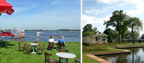 Impressie van Vakantiepark Giethoorn in Giethoorn, Overijssel