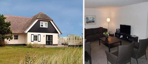 Impressie van deze 6-persoons villa op Boomhiemke