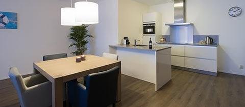 Impressie van dit 2-persoons appartement op Landal Waterparc Veluwemeer