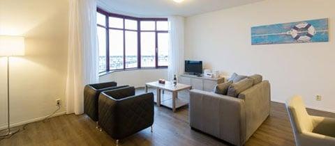 Impressie van dit 4-persoons appartement op Landal Waterparc Veluwemeer