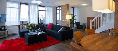 Impressie van dit 6-persoons appartement op Landal Waterparc Veluwemeer