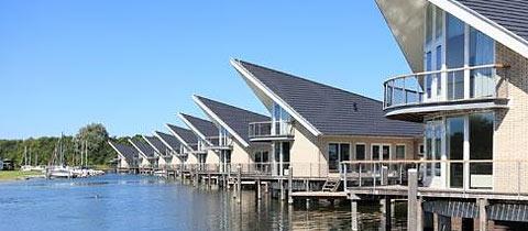 Impressie van Waterpark Veerse Meer in Arnemuiden, Zeeland