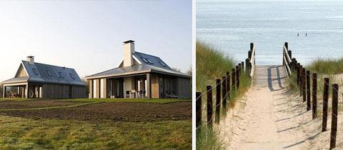 Impressie van Waterrijk Oesterdam in Tholen, Zeeland