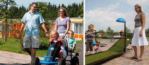 Impressie van Vakantiepark Oranje in Oranje, Drenthe